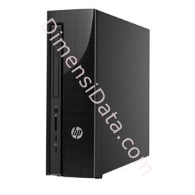 Jual Desktop HP 455-011D [P4M20AA] with 20  Inch WLED